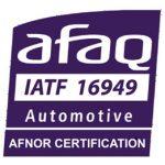 afaq iatf 16949 logo
