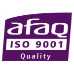 afaq iso 9001 logo