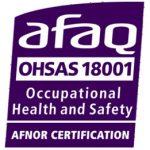 afaq ohsas 18000 logo